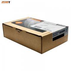 Багажник на крышу Атлант для ВАЗ Калина, универсал 2008г (аэродинамические дуги) 8809-6028-8601